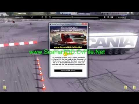 Scania Truck Driving Simulator crack + full game torrent PC download | PopScreen