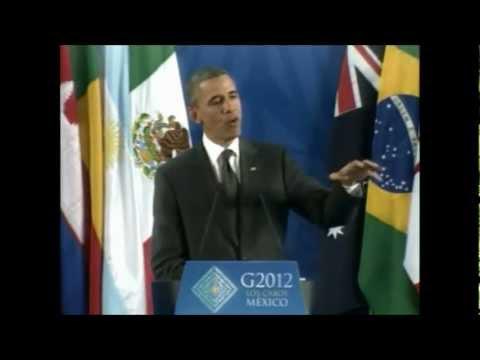 Obama At G20: