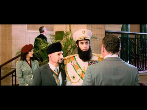 The Dictator : bande-annonce officielle VOST | PopScreen