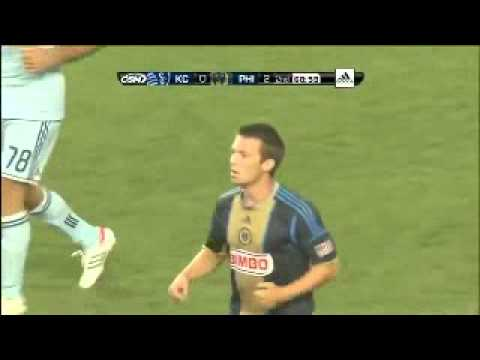 Philadelphia Union Sporting Kansas City Highlights (4-0) | PopScreen