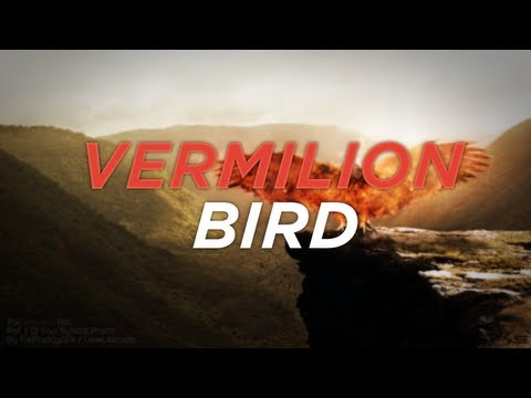'Vermilion Bird of the South' - Speed Art - TheProdigyGFX | PopScreen