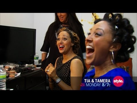 Tia & Tamera - Tia & Tamera 6/18 Peek | PopScreen
