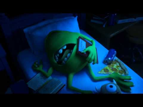Monsters University - Teaser Trailer (Monstros SA 2: A Universidade dos Monstros) | PopScreen