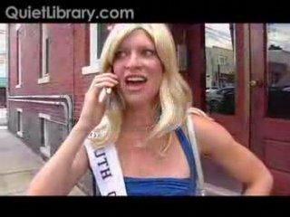 Miss Teen South Carolina Calls 80