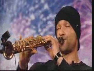 Julian Smith - Saxophonist - Britains Got Talent 2009 Ep 2 | PopScreen