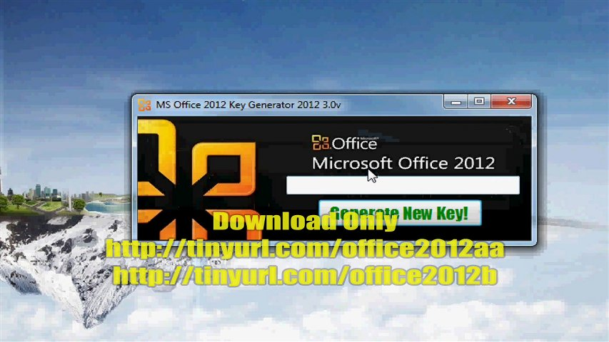 office key generator 2012
