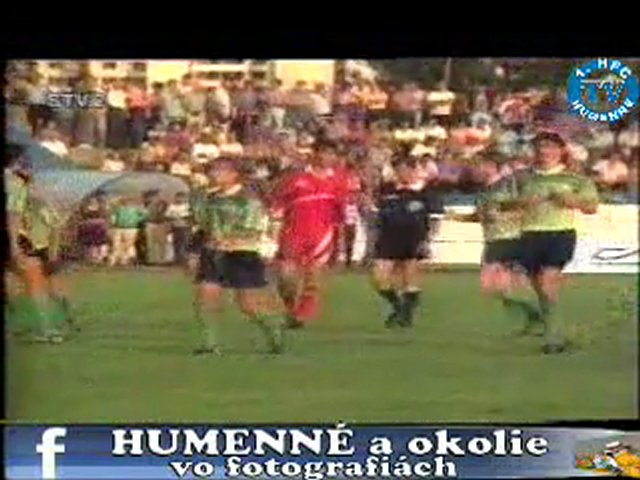 FC Chemlon Humenne - MFK Prievidza | PopScreen