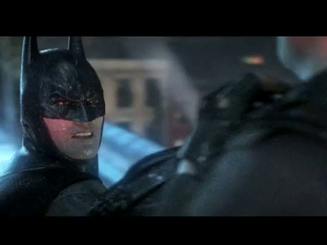 batman arkham city trailer - photo #6