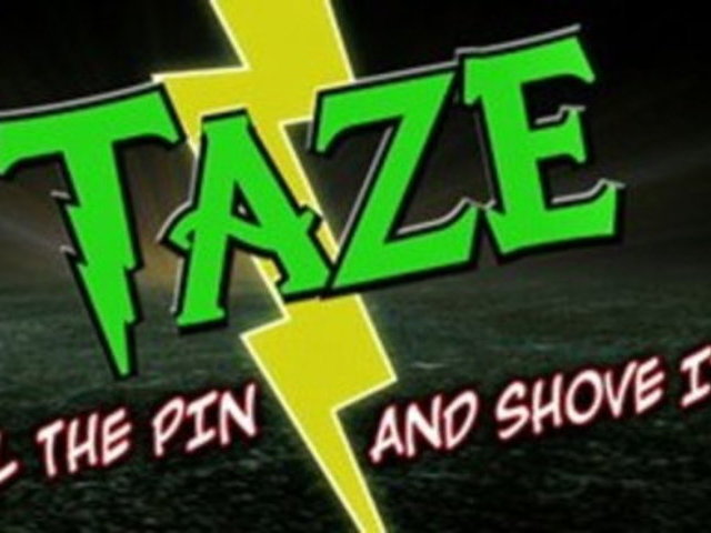 Web Soup _ Web Soup: TAZE Energy Suppository Grenade! | PopScreen