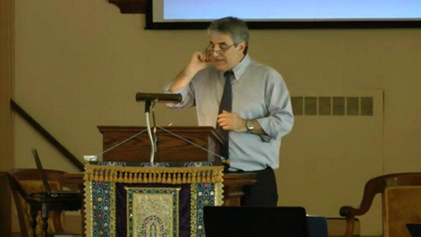 Beth Ariel Messianic Congregation - 2011-08-13 - Study of Jeremiah 30-33 | PopScreen
