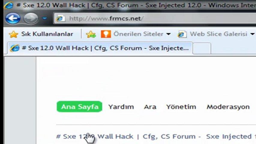 ForumCS.Net - İstediğin Programın İsmini Değiştirme Programı | PopScreen
