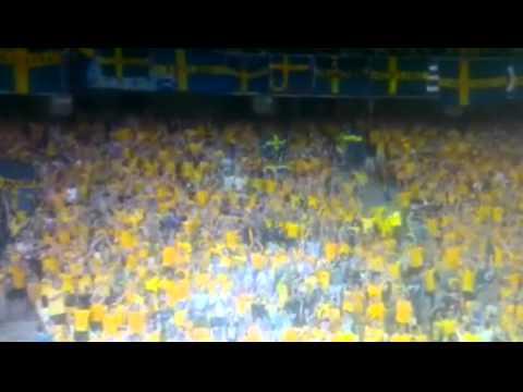 Golazo Ibrahimovich Suecia 1- Francia 0!!! Euro 12 | PopScreen