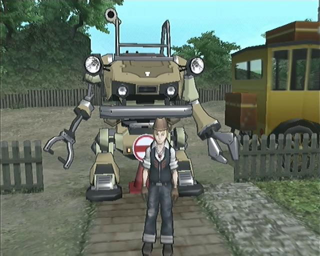 Resultado de imagem para steambot chronicles