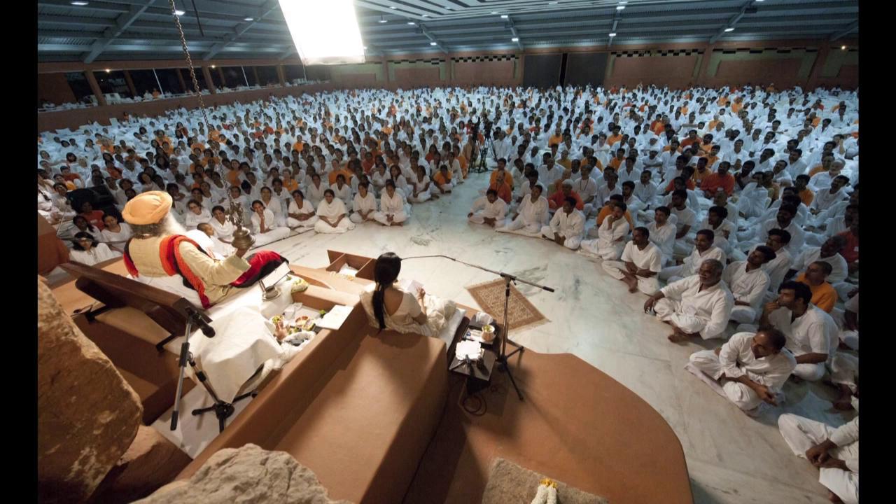 You sadhguru jaggi vasudev a spiritual possibility quot book launch