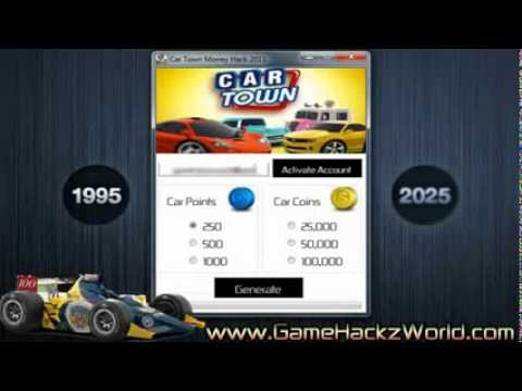Car Town Cheats For Blue Coins   Free Download   PopScreen
