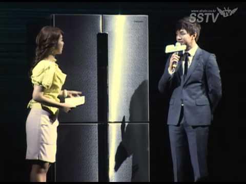[SSTV] 이승기, 냉장고도 가진 1등 신랑감 '女心 녹이는 꽃미소' | PopScreen