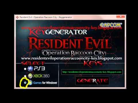 resident evil 5 product key generator