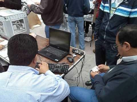 IFE lento en Toluca, cientos se quedaron sin votar. | PopScreen