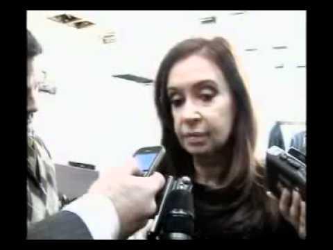 Cristina dijo que Argentina no va a convalidar el Golpe en Paraguay | PopScreen