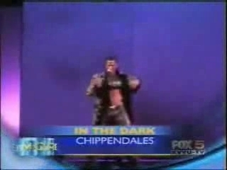 Chippendales Bryan Cheatam | PopScreen