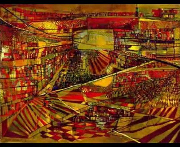 Peintures de Maria Elena Vieira da Silva - | PopScreen