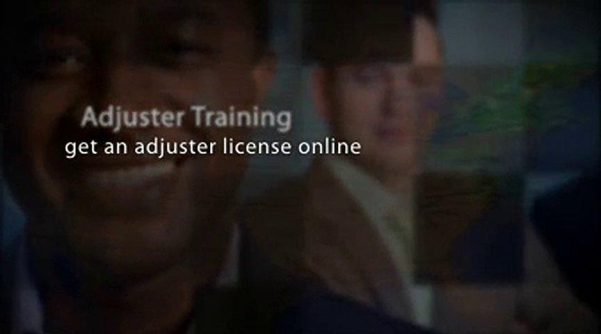 Adjuster: Trainee Claims Adjuster