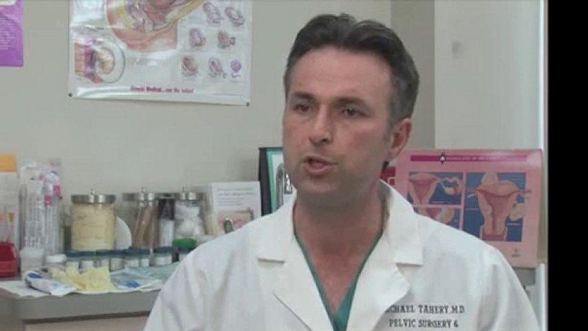 pelvic exam video
