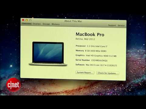 Apple MacBook Pro with Retina Display CNET | PopScreen