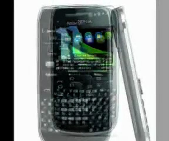 Nokia E6 Unlocked GSM Phone with Touchscreen, QWERTY Keyboard, Easy E