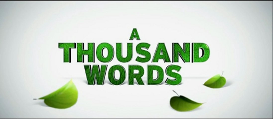 Thousand Words (2012) Hindi Dubbed HD Movie - Online Free Movie