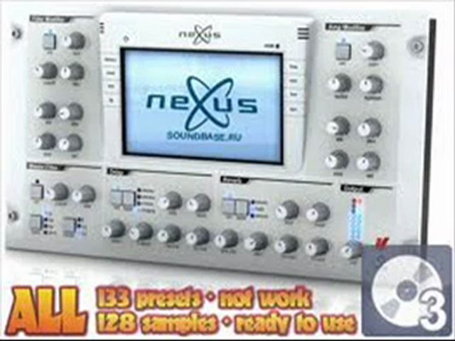 refx nexus 2.2.1 air elicenser emulator
