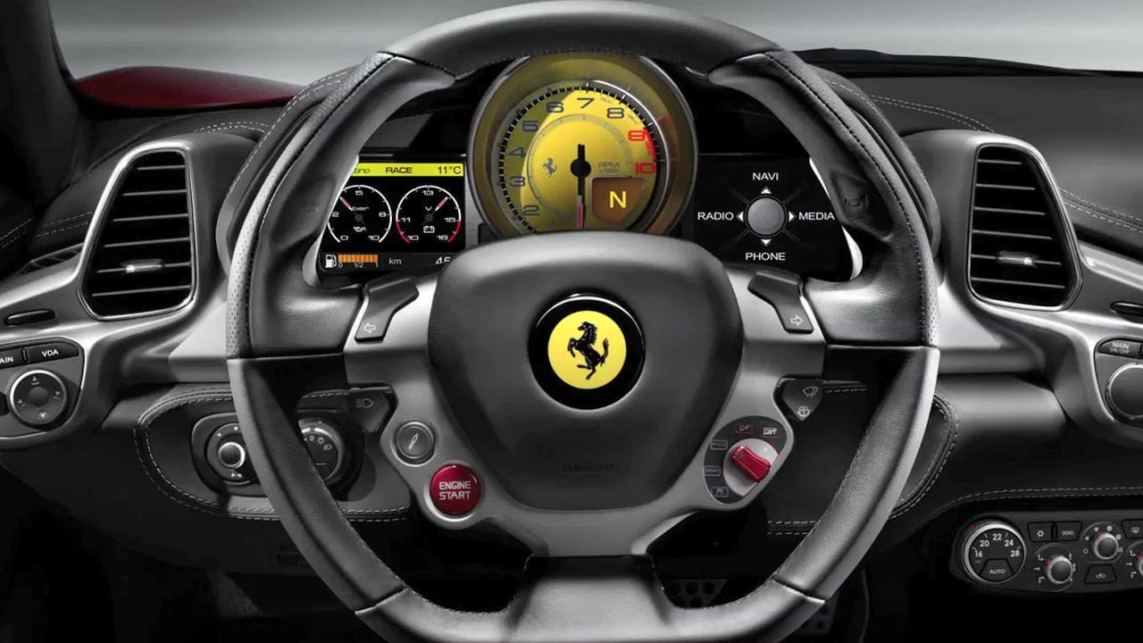 Лучший спортивный автомобиль 2011 года …