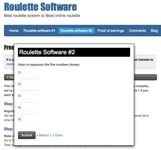 Easy money roulette software habbo casino