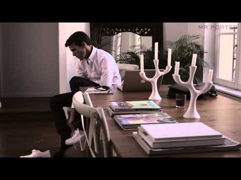 Matthew Moneypenny - The Way I Dress - MR PORTER | PopScreen
