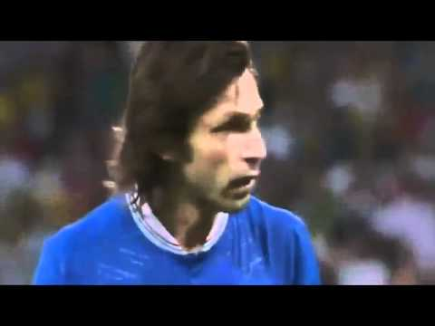Euro 2012 Andrea Pirlo Penalty Shoot Vs. England | PopScreen