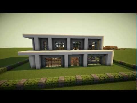 Minecraft: Modern House: Episode 14 | PopScreen