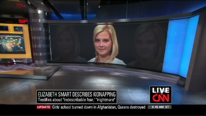Elizabeth Smart describes kidnapping