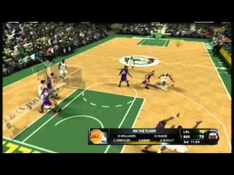 NBA 2K GAME 1 LAKERS VS CELTICS BASKETBALLS NATIONAL CHAMPIONSHIP SERIES | PopScreen