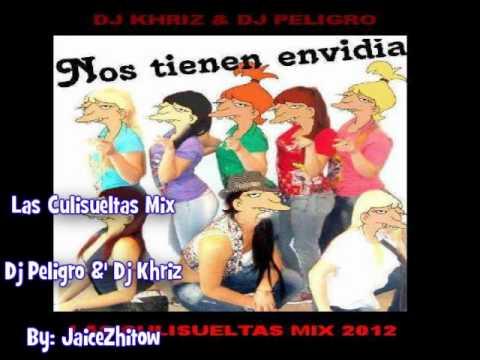 Las Culisueltas Mix - Dj Peligro &' Dj Khriz [ WwW.DjPeligro.CoM ] ★Estreno 2012★ | PopScreen