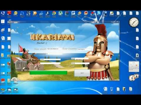 How to hack Ikariam online game - 2012 - download mediafire -480