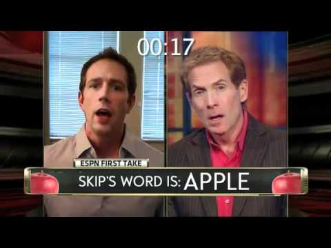 Skip Bayless Doesn't Know What Apples Are | PopScreen
