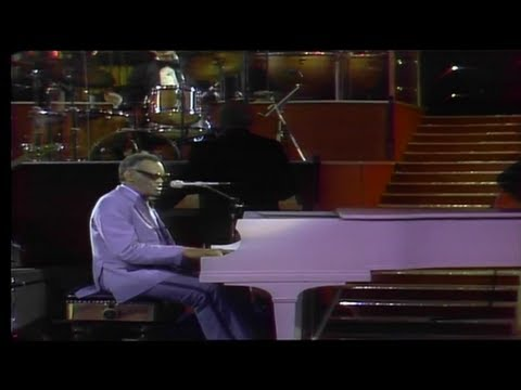 Ray Charles - Georgia On My Mind (Live In Concert With The Edmonton Symphony) | PopScreen