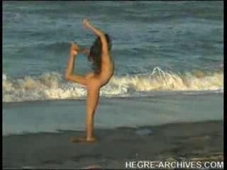 Nude Beach Yoga | PopScreen