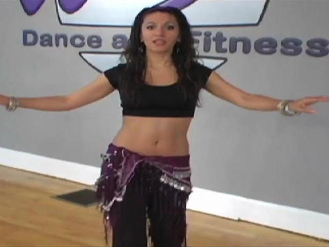 Belly Dancing: K Step