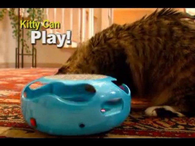 Mouse Chaser Cat Toy | PopScreen