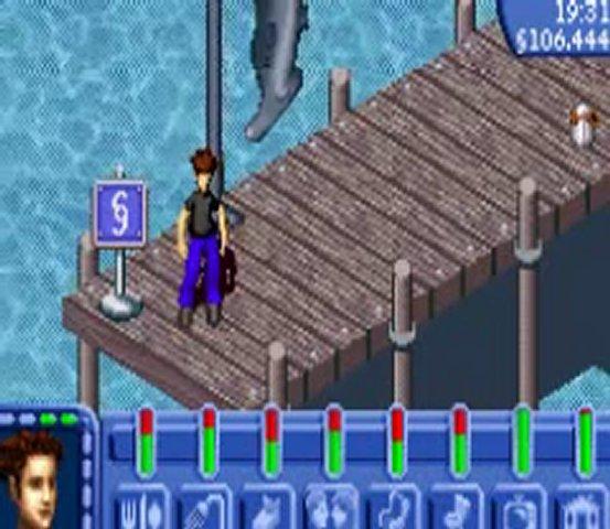 Los sims toman la calle - Gameboy Advance GBA | PopScreen