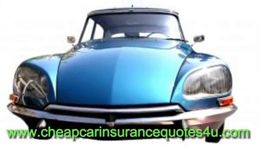 Classic Car Insurance Abroad