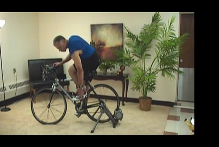 how to set up keiser bike