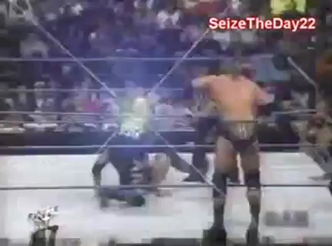 Kane, Undertaker & The Rock vs Triple H, Road Dogg and X Pac (SmackDown 06.08.2000) | PopScreen