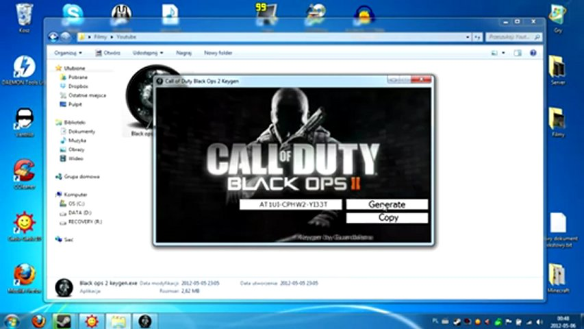black ops 2 steam key free